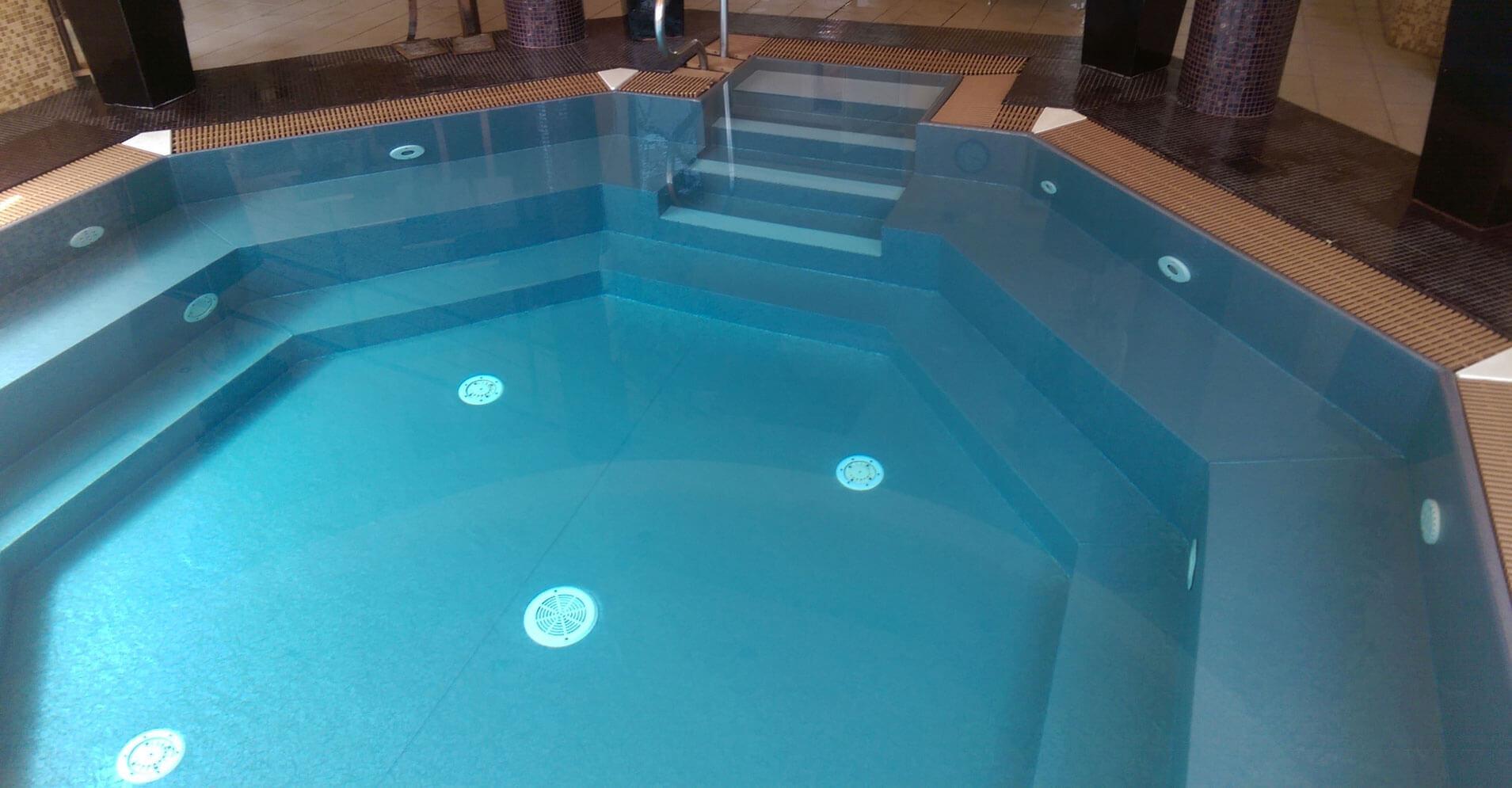 Tvorba bazénov